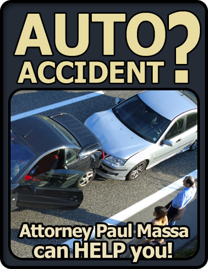 Hammond, Louisiana car, auto and rear end accident Lawyer/Attorney Paul M. Massa | FREE Consultation